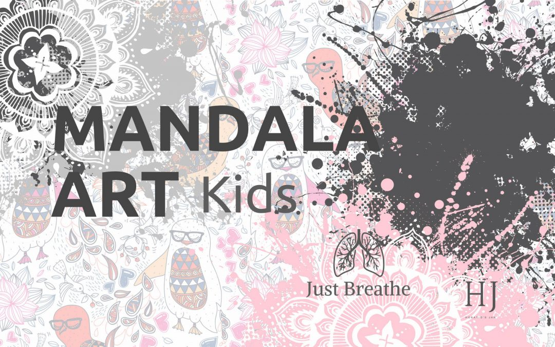 Kids Mandala – A Wellbeing Activity